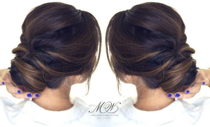 The Best Easy Bun Hairstyles For School Everyday Homecoming Wedding Cute Updos Pictures