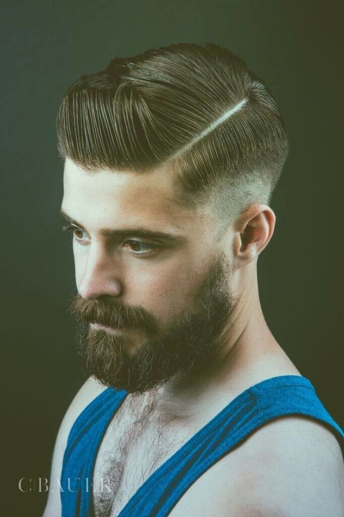 The Best Side Part Hairstyles For Men Pictures
