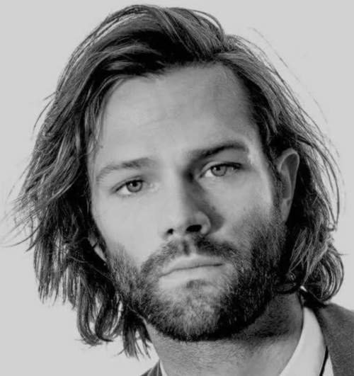 The Best Jared Padalecki Hairstyle Sam Winchester Haircut Men S Pictures