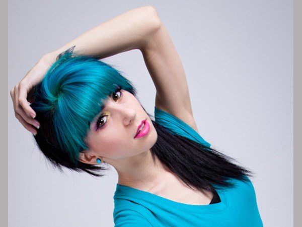The Best Two Tone Hair Color Ideas Pictures