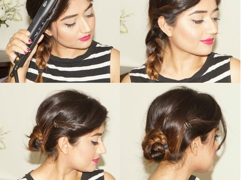 The Best Corallista Shows Us Her Easy Morning To Evening Hairstyles Pictures