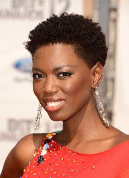 The Best Short Natural Hairstyles Beautiful Hairstyles Pictures