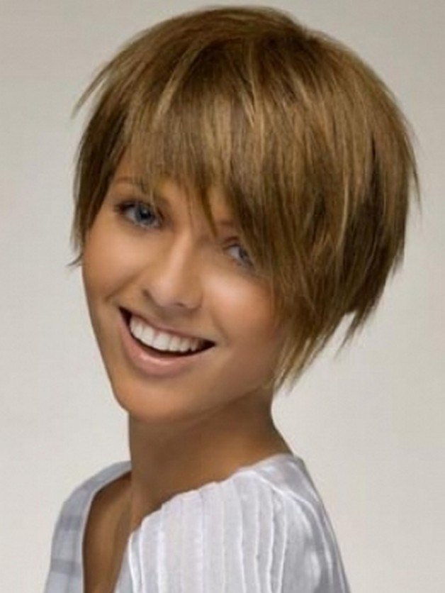 The Best Short Hairstyles Real Women Behairstyles Com Pictures