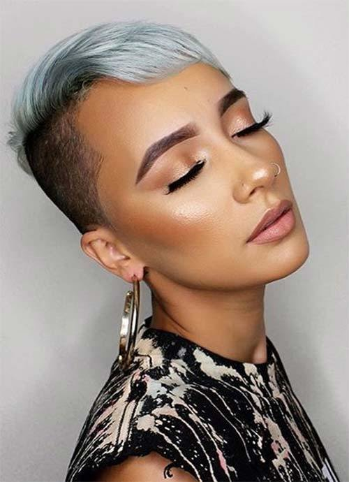The Best 100 Short Hairstyles For Women Pixie Bob Undercut Hair Pictures