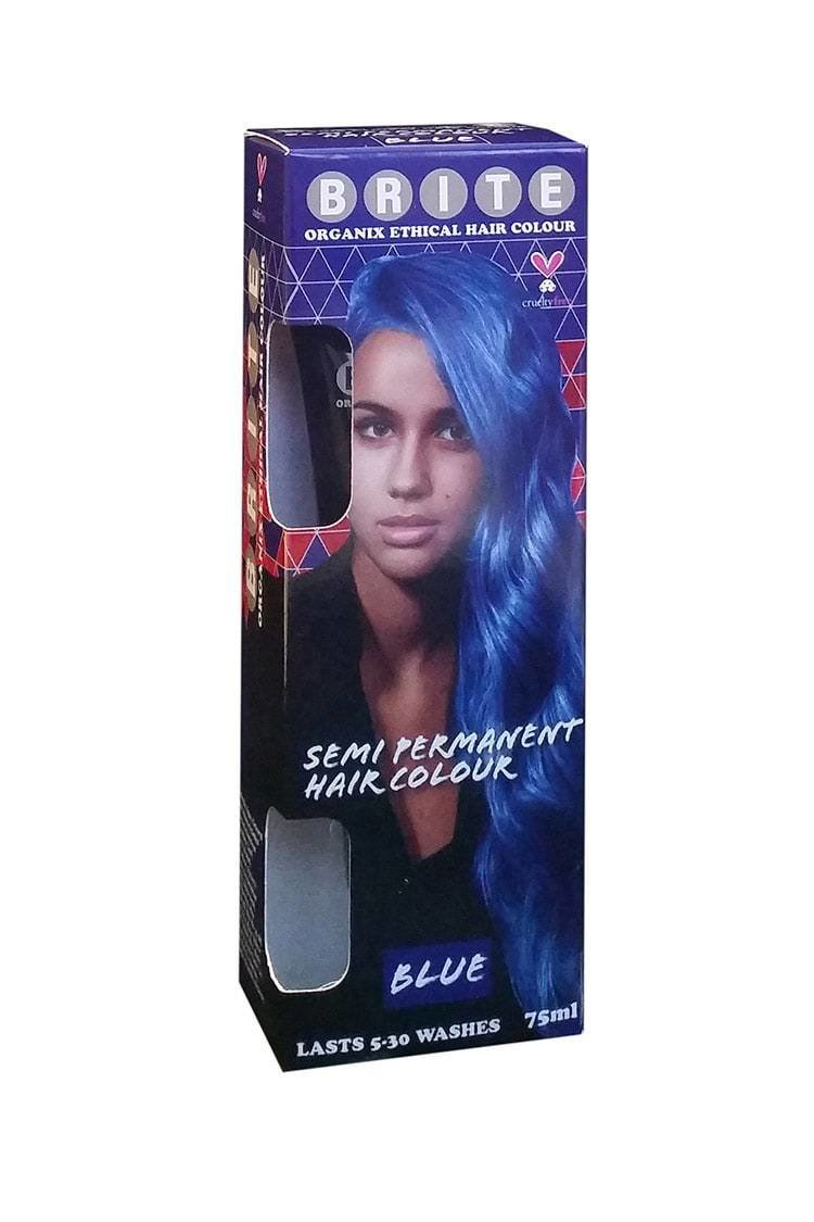The Best Brite Organix Blue Hair Dye Forever 21 1000190067 Pictures
