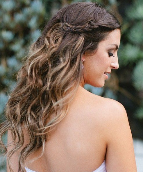 The Best Summer Wedding Hairstyles Goostyles Com Pictures