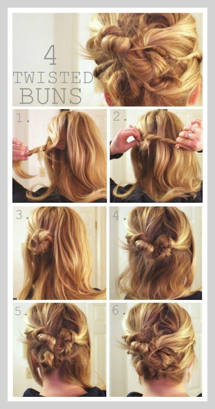 The Best 32 Amazing And Easy Hairstyles Tutorials For Hot Summer Pictures