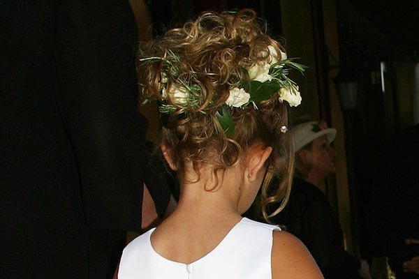 The Best Best And Super Cute Flower Girl Hairstyles You Can Try Pictures