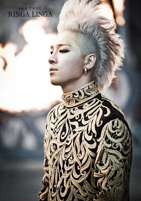 The Best 10 Of Bigbang S Craziest Hairstyles Sbs Popasia Pictures