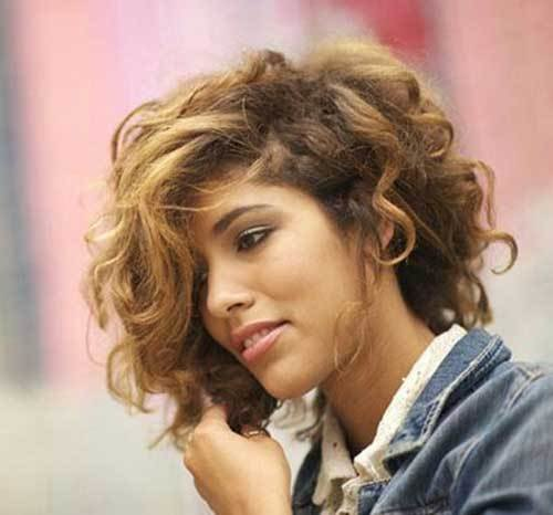 The Best 1000 Ideas About Thick Curly Haircuts On Pinterest Fade Pictures