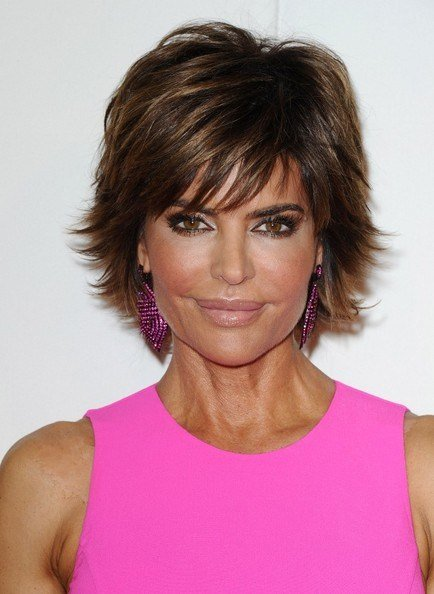 The Best Lisa Rinna Layered Razor Cut Layered Razor Cut Lookbook Pictures