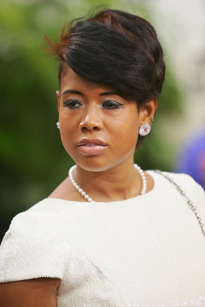 The Best More Pics Of Kelis Short Side Part 15 Of 17 Short Hairstyles Lookbook Stylebistro Pictures