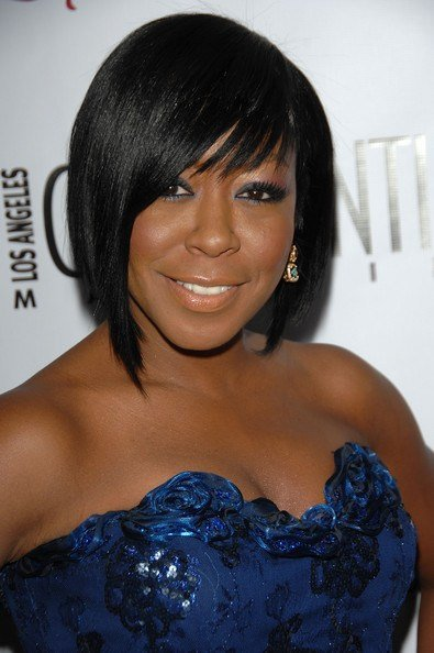 The Best Tichina Arnold Asymmetrical Cut Lookbook Stylebistro Pictures