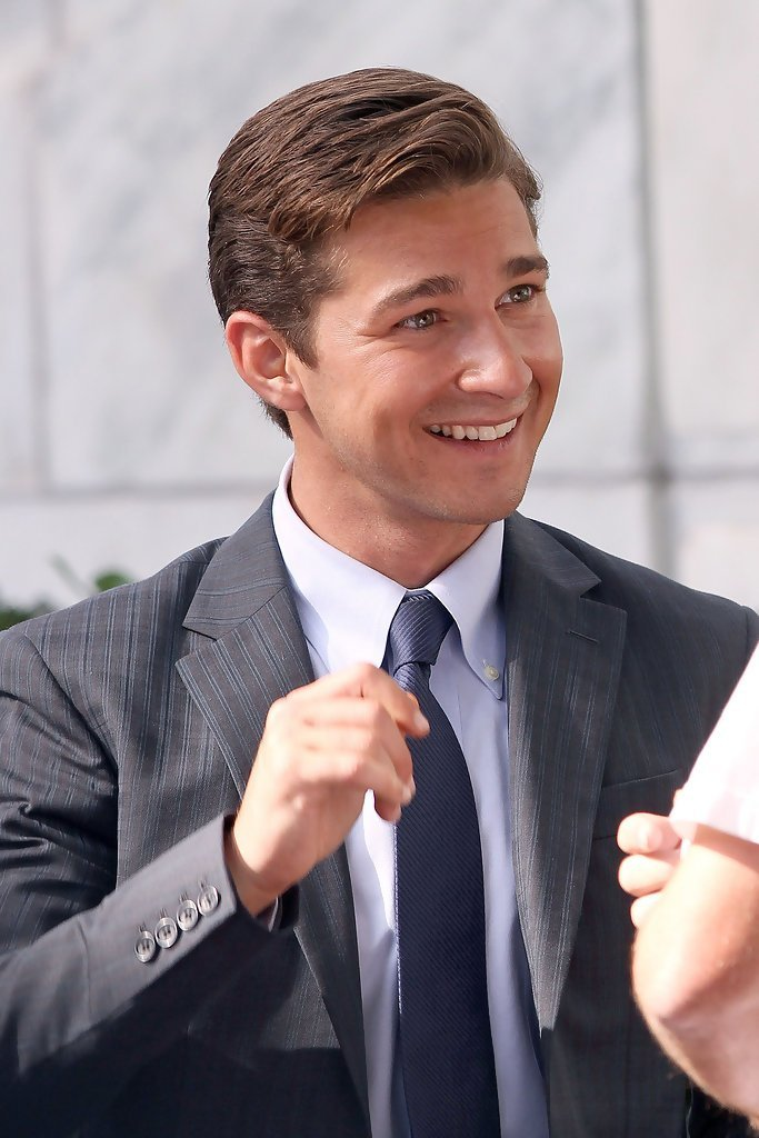 The Best Shia Labeouf Short Side Part Shia Labeouf Hair Looks Pictures