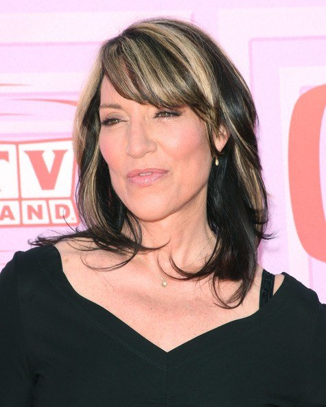The Best Katey Sagal Medium Layered Cut Katey Sagal Shoulder Pictures