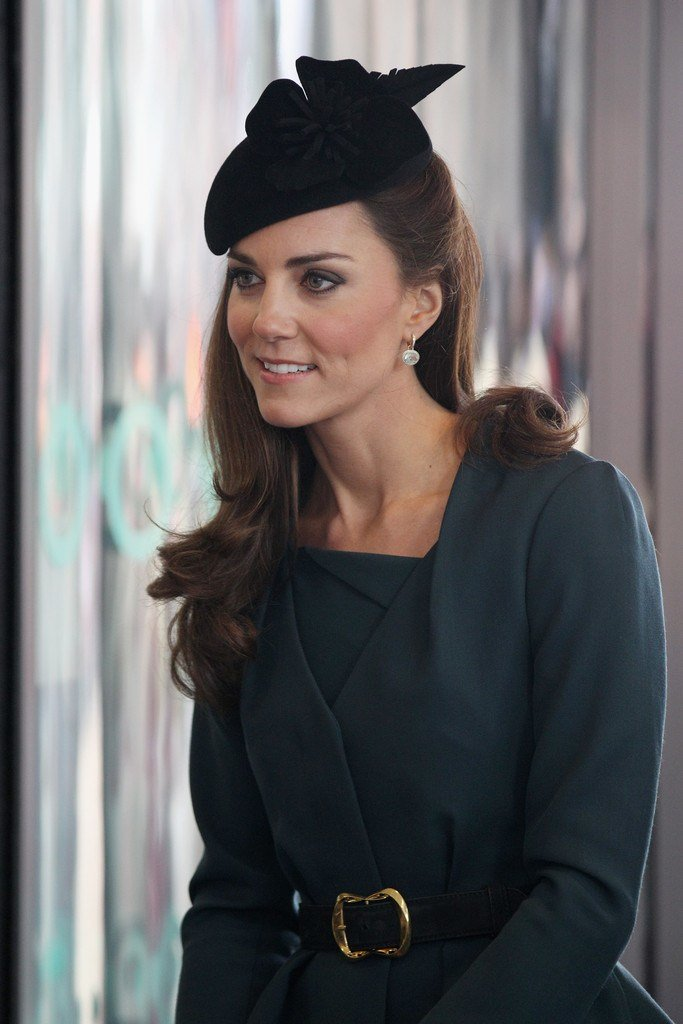 The Best Kate Middleton Long Curls Kate Middleton Hair Looks Pictures