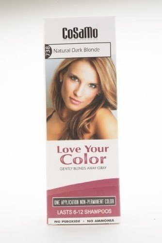 The Best Qoo10 Cosamo Love Your Color Ammonia Peroxide Free Pictures