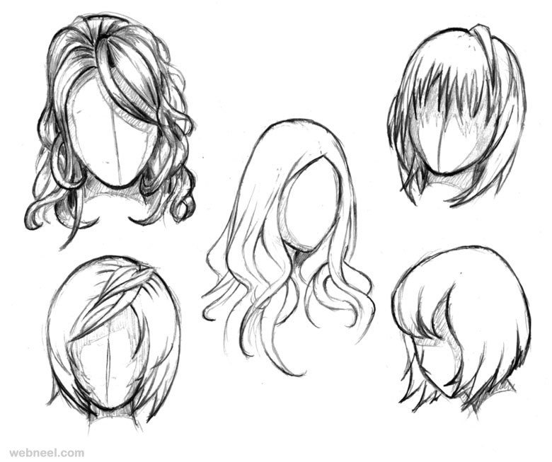 The Best How To Draw Anime Tutorial With Beautiful Anime Character Pictures