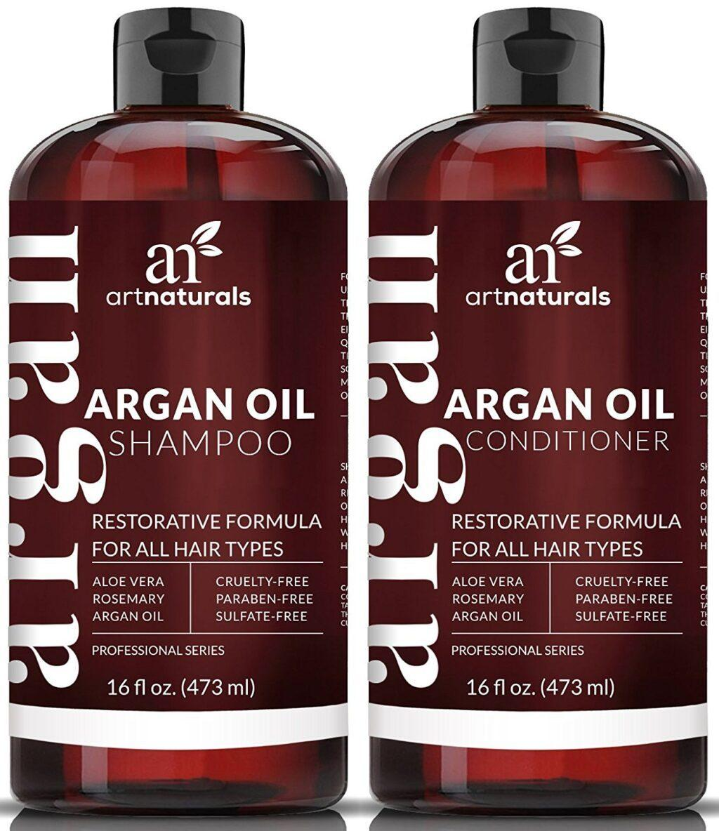 The Best Argan Oil Shampoo And Treatment Benefits For Your Hair Pictures