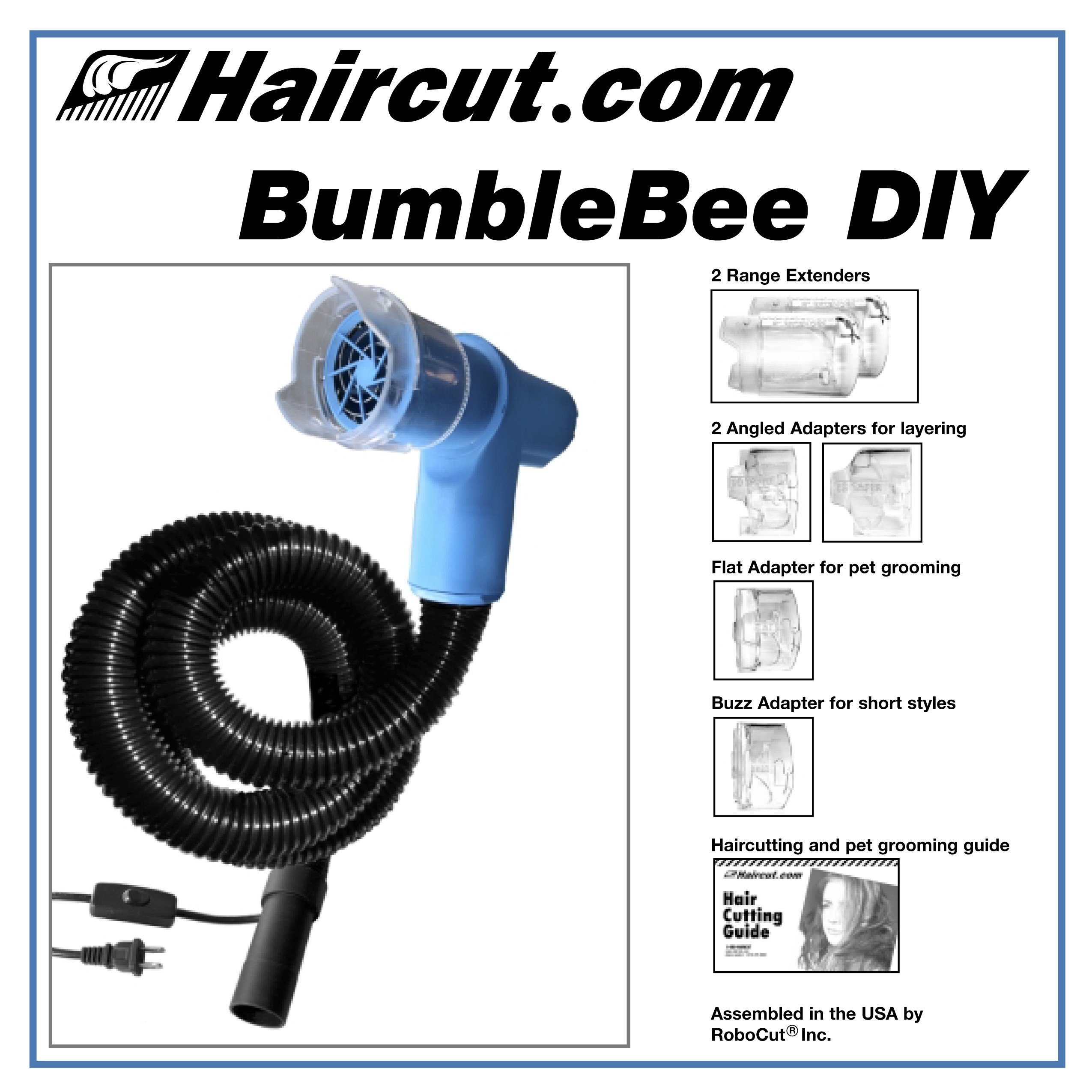 The Best Robocut Vacuum Haircutter For Easy Haircuts At Home For Pictures