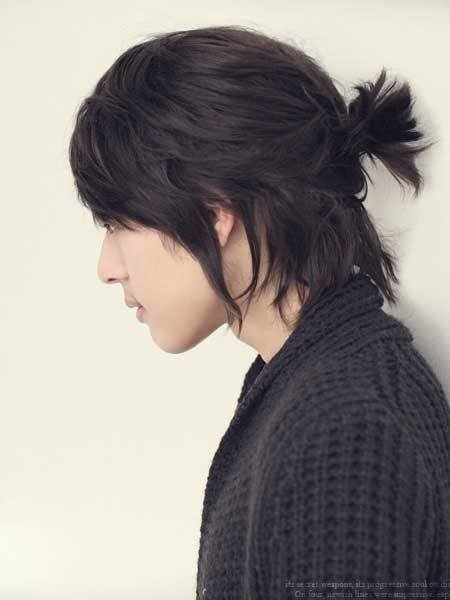The Best The Samurai Bun Hairstyle Pictures