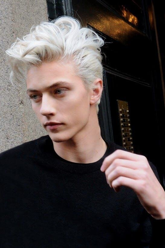 The Best Hair Color Trends And Ideas For Men Pictures