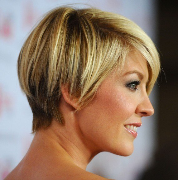 The Best Short Haircut For 2015 Cute Layered Razor Cut Hairstyle Pictures