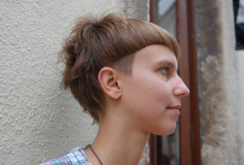 The Best Fantastic Asymmetric Short Cut For Women Expect The Pictures