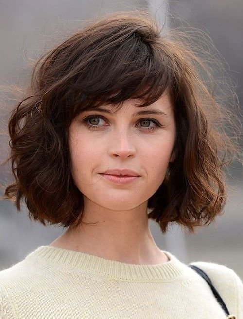 The Best 30 Chic Bob Hairstyles With Bangs Hairstyles Weekly Pictures