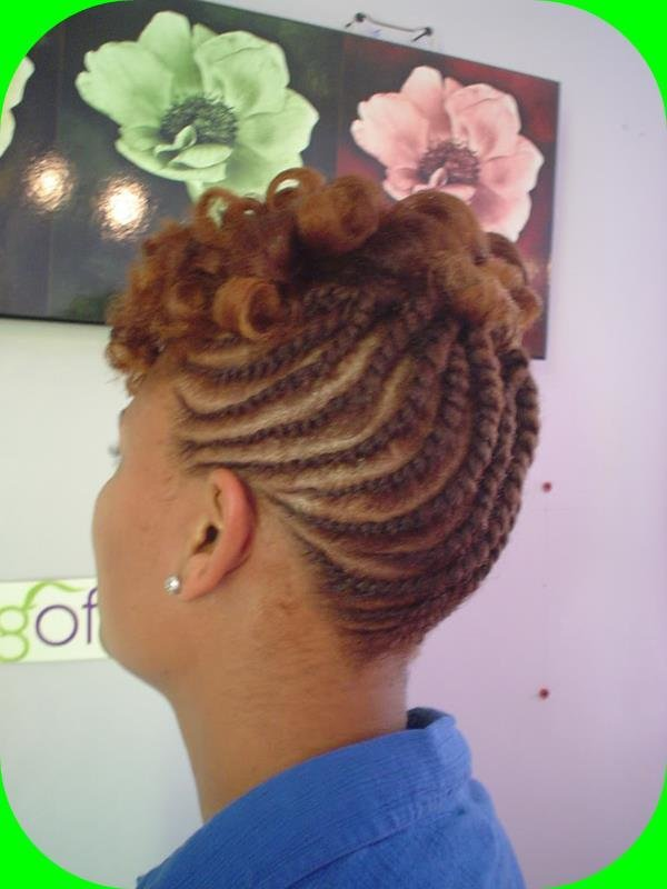 The Best African Braiding Hairstyles For Cool Look Hairstyles Directory Pictures