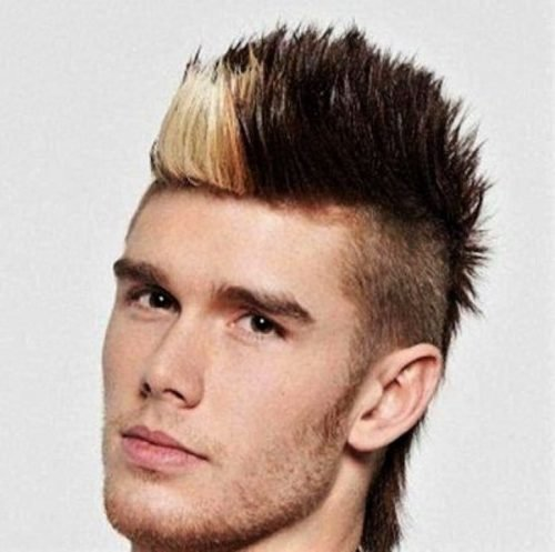The Best 5 Best Semi Mohawk Men Hairstyles For Men Hairstylevill Pictures