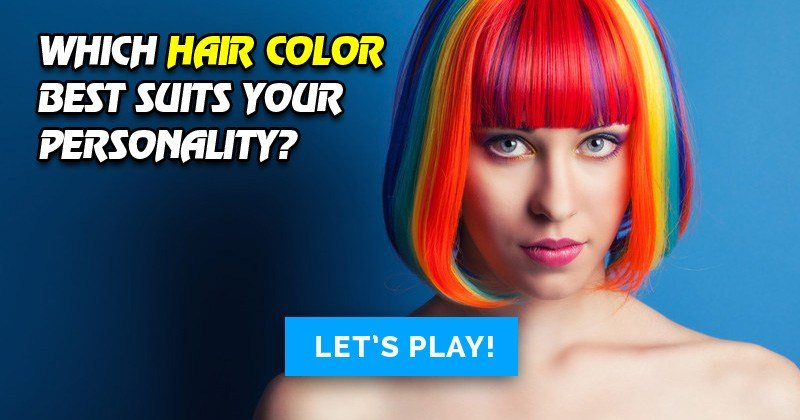 The Best Which Hair Color Best Suits Your Personality Pictures