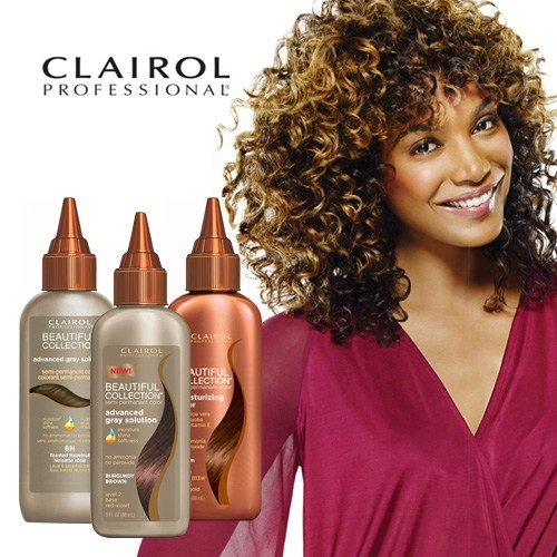 The Best Clairol Option Gradual Gray Coverage Foam Clairol Pictures