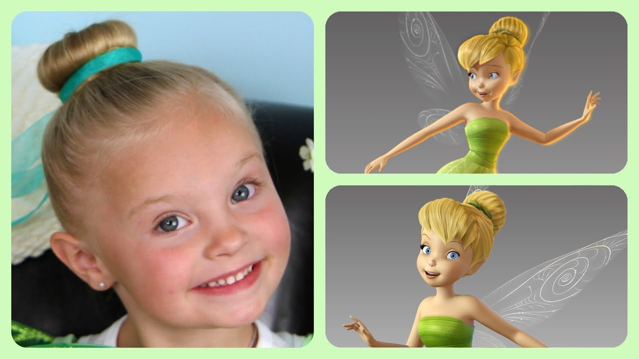 The Best Tinker Bell Hairstyle Tutorial A Cutegirlshairstyles Pictures
