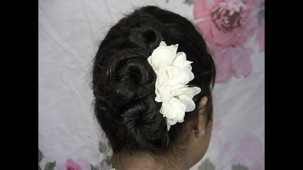 The Best Hairstyle Rose Side Updo For Short Medium Long Hair 2014 Pictures