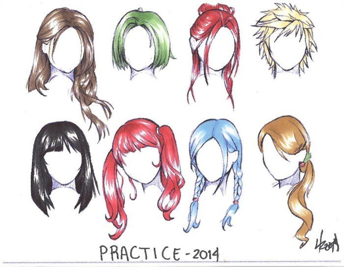 The Best Want Hair Like Your Favorite Anime Character Here's Where Pictures