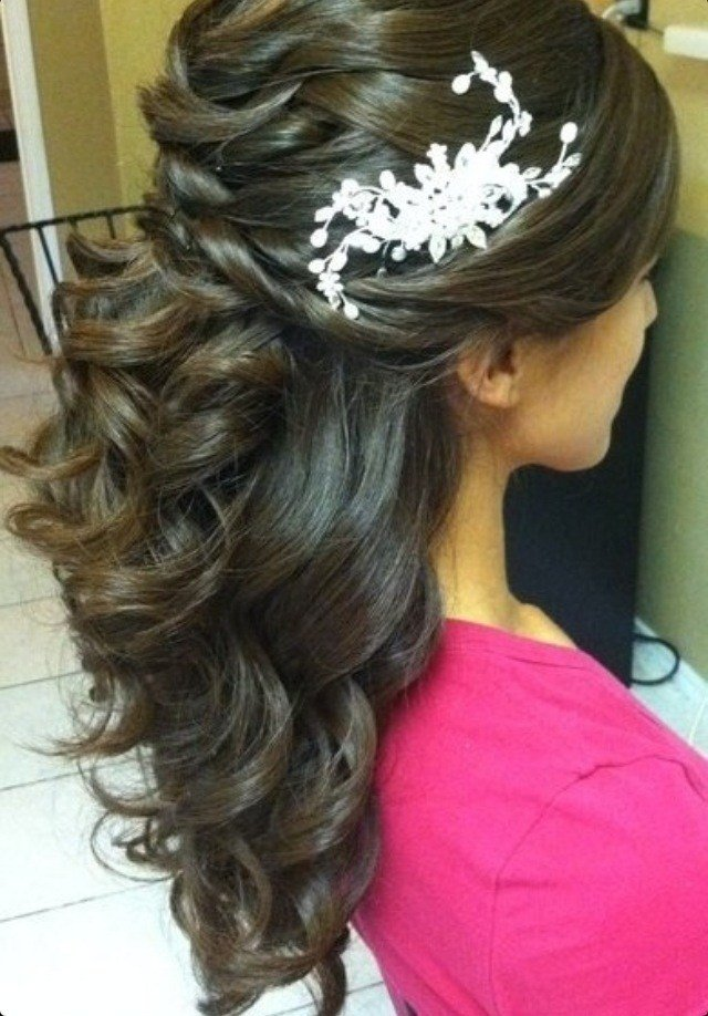 The Best Wedding Day Hairstyles Pictures