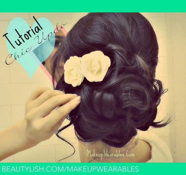The Best Easy Prom Wedding Hairstyles With Curls Formal Updos For Pictures