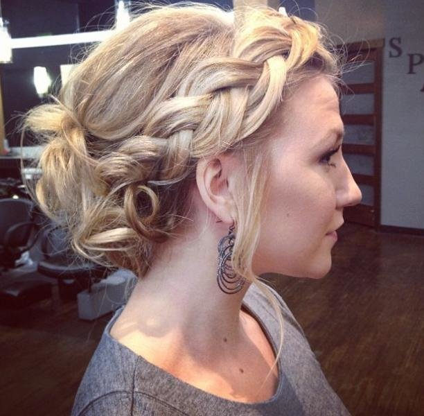 The Best Maid Of Honor Hair Hairstyles How To Pictures