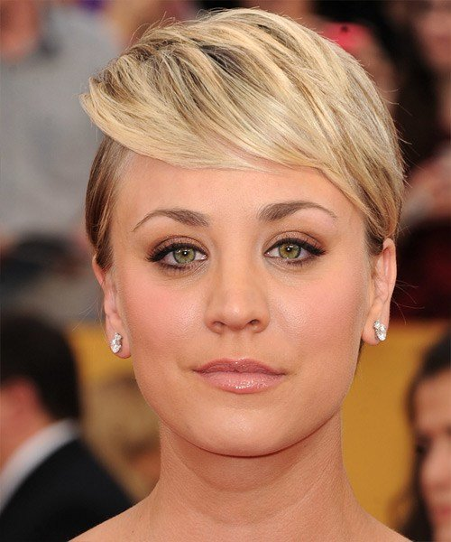 The Best Kaley Cuoco Hairstyles In 2018 Pictures