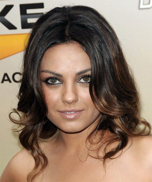 The Best Mila Kunis Hairstyles In 2018 Pictures
