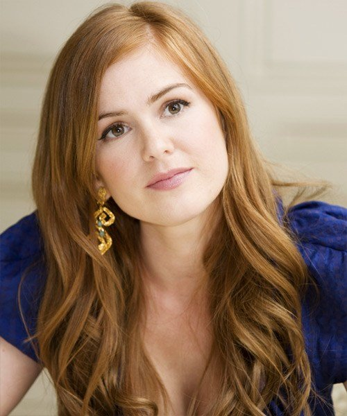 The Best Isla Fisher Hairstyles In 2018 Pictures