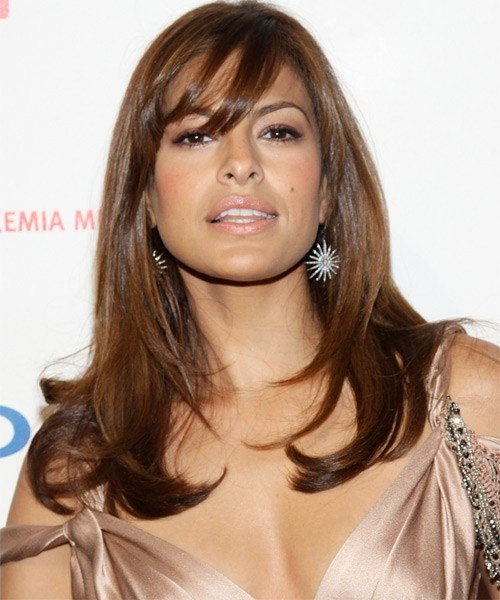 The Best Eva Mendes Hairstyles In 2018 Pictures