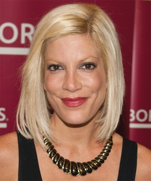 The Best Tori Spelling Hairstyles In 2018 Pictures