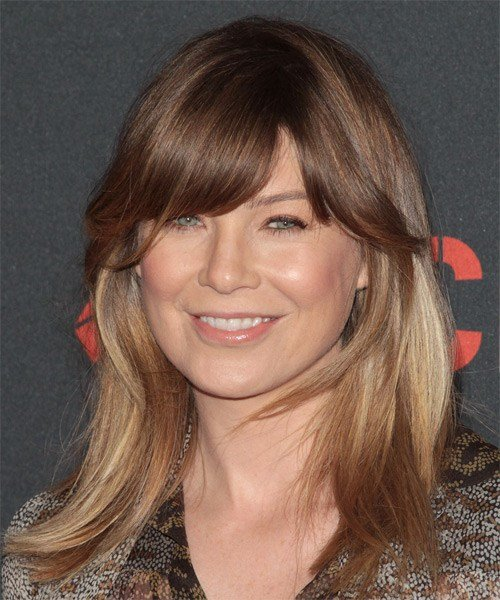 The Best Ellen Pompeo Hairstyles Gallery Pictures
