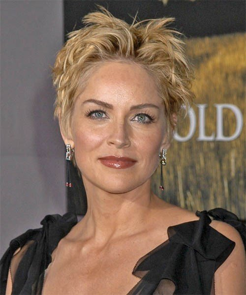 The Best Sharon Stone Hairstyles In 2018 Pictures
