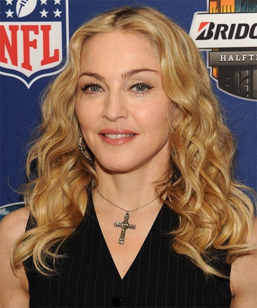 The Best Madonna Hairstyles In 2018 Pictures