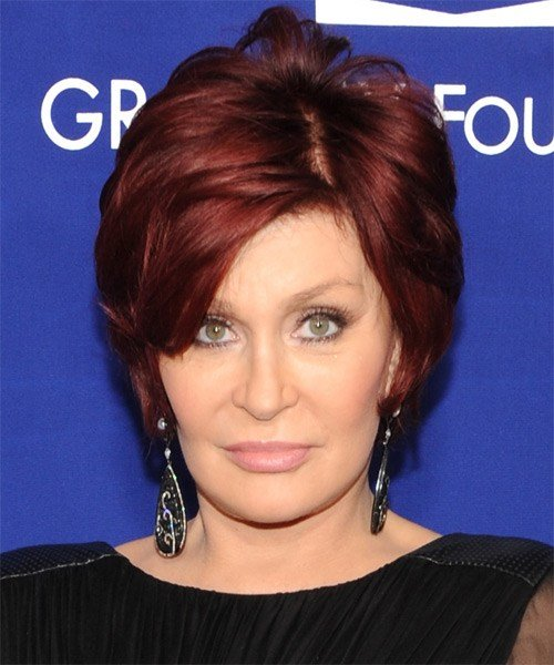The Best Sharon Osbourne Hairstyles In 2018 Pictures