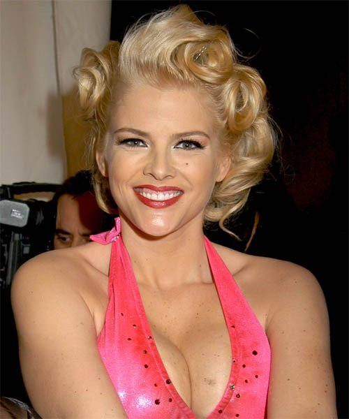The Best Anna Nicole Smith Hairstyles In 2018 Pictures