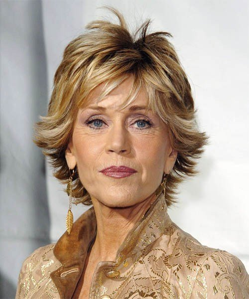 The Best Jane Fonda Hairstyles In 2018 Pictures